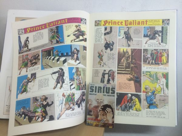 PRINCE VALIANT - MANU PRESS - an american epic