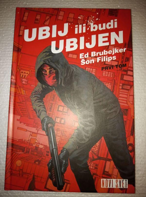 Ubij ili budi ubijen knjiga 1 Čarobna knjiga