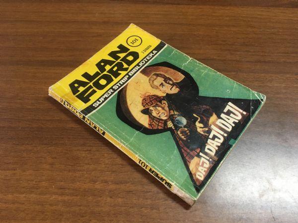 Alan Ford ssb 5