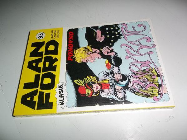ALAN FORD KLASIK BROJ 93