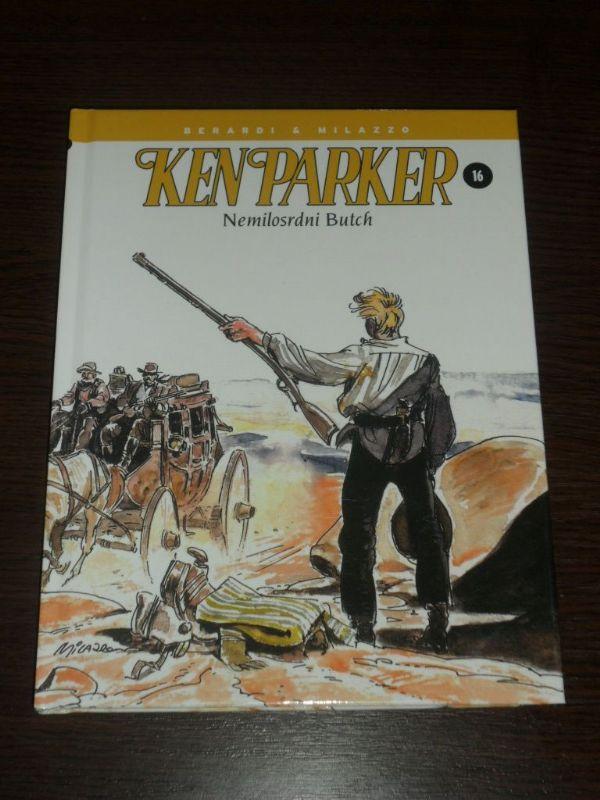 Ken Parker Libellus br. 16 Nemilosrdni Butch (5)