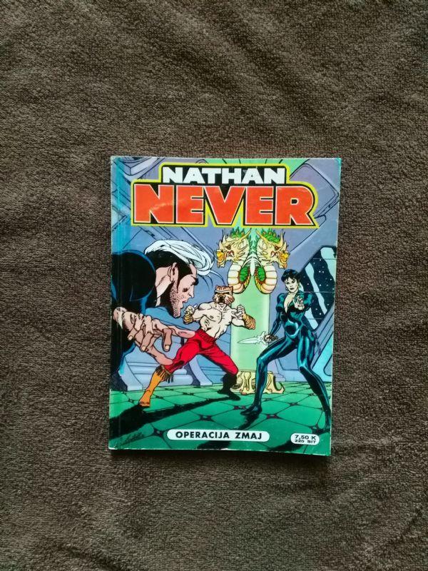 Nathan Never SD - br. 3 - Operacija Zmaj (4+)