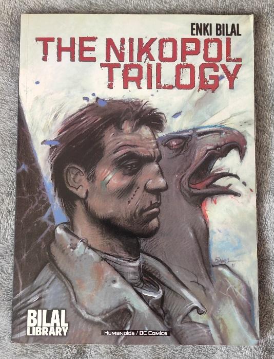 E.Bilal - The Nikopol trilogy