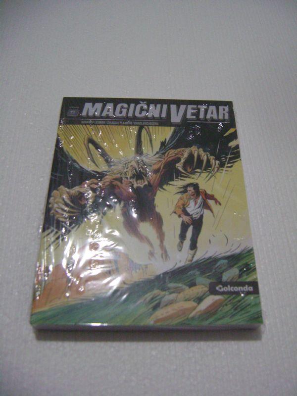 MAGIČNI VETAR 11  - GOLCONDA