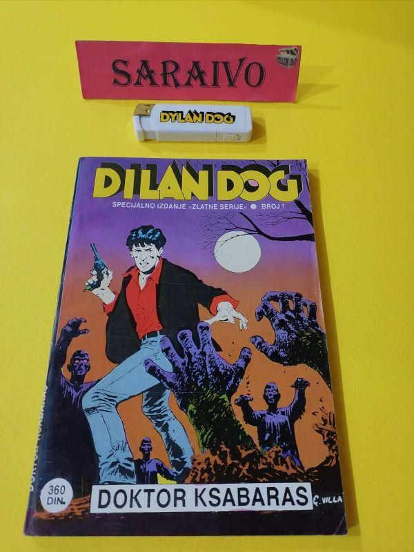 Dilan Dog 1-DOKTOR KSABARAS (-5)