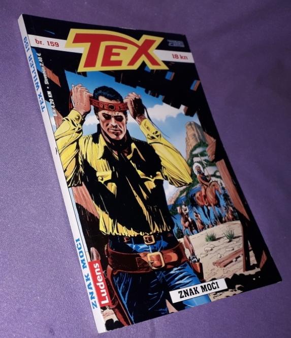 Tex, broj 159 - Znak moći (P)
