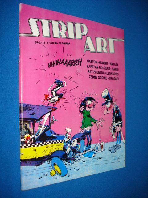 STRIP ART br. 13