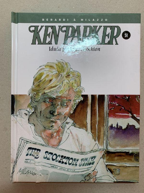 Ken Parker 51 (Fibra)