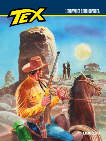 Libellus - Kolor specijal 17 - Tex Willer