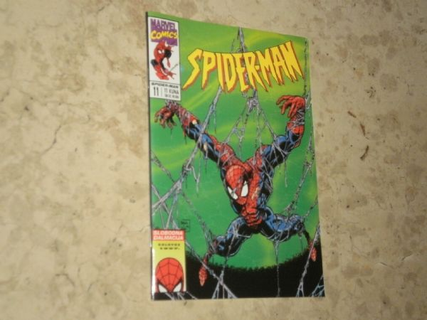 SPIDER-MAN    11   (SD)