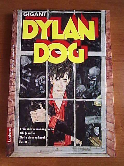 Dylan Dog gigant br. 9