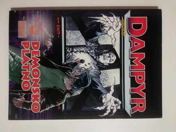 Dampyr 18 - Demonsko platno (Veseli Četrvtak)