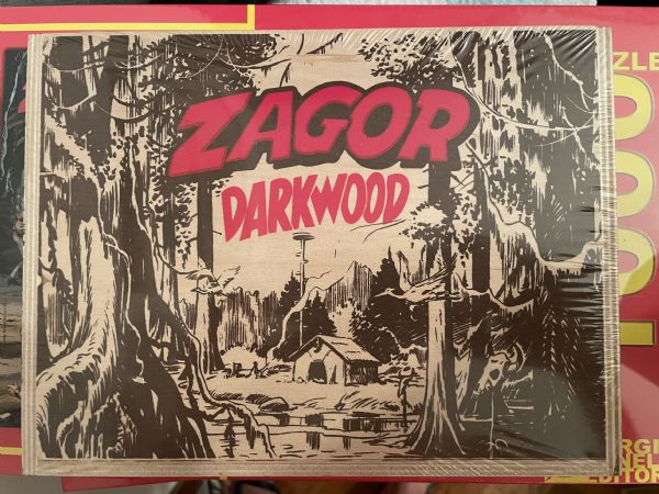 Zagor - Darkwood box