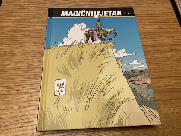 Magični vjetar knjiga 3 (LIBELLUS)