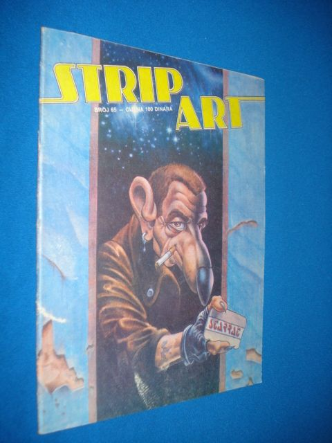 STRIP ART br. 65