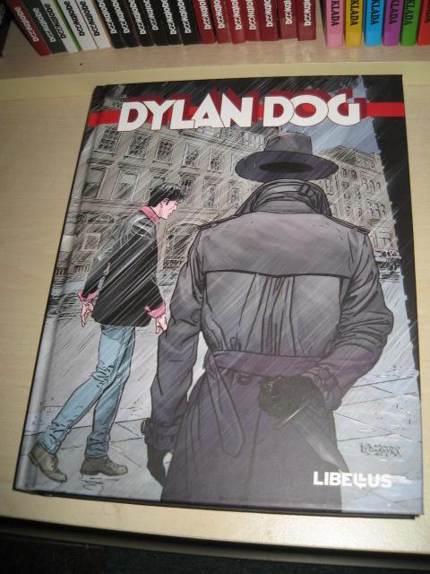 DYLAN DOG Libellus 07