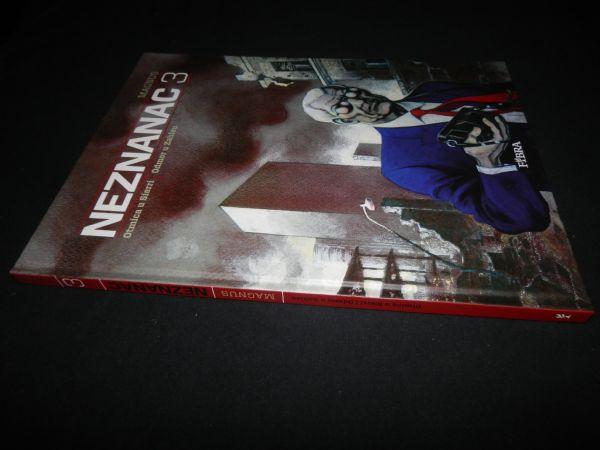 NEZNANAC 3 FIBRA (5) OD 1 KN!!!