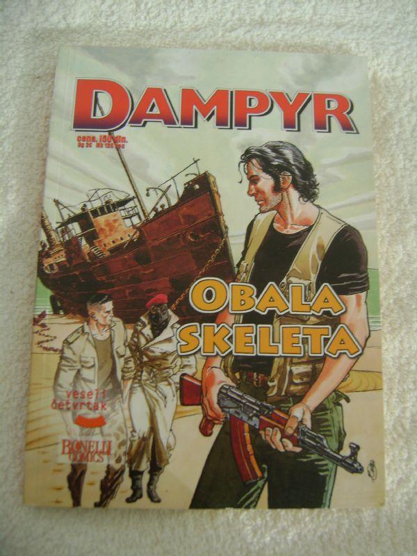 DAMPYR 6 - OBALA SKELETA - VESELI ČETVRTAK