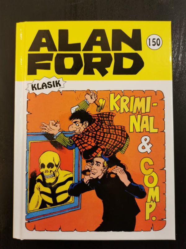 ALAN FORD KLASIK (Tvrde korice) br. 150