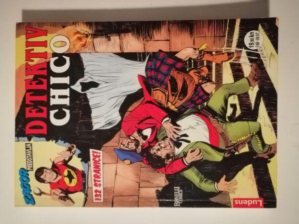 Detektiv Chico (Ludens)