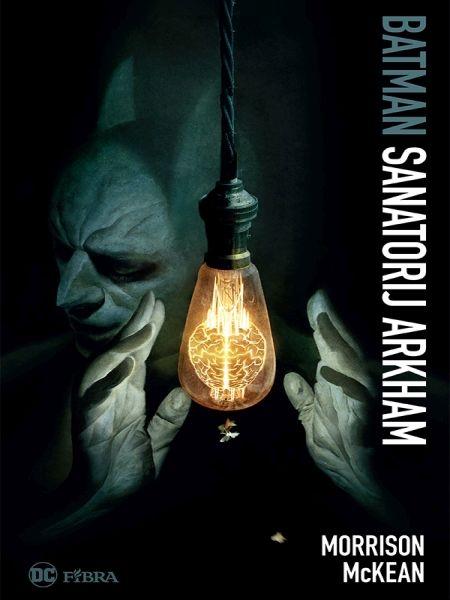 BATMAN -  SANATORIJ ARKHAM  (Strip album HC)