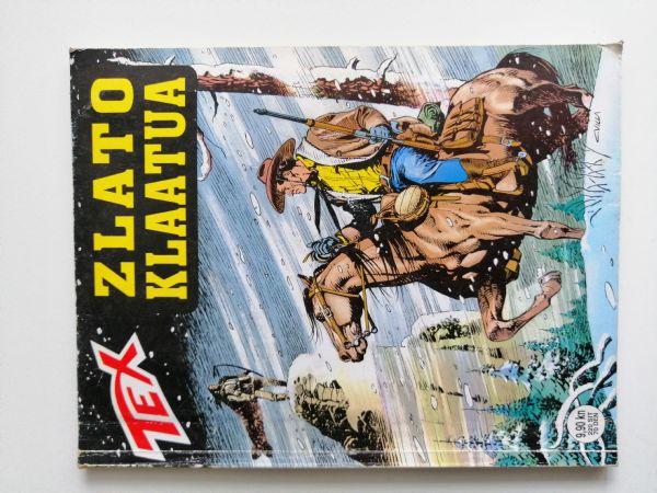 Tex 32 - Zlato Klaatua (Slobodna Dalmacija)