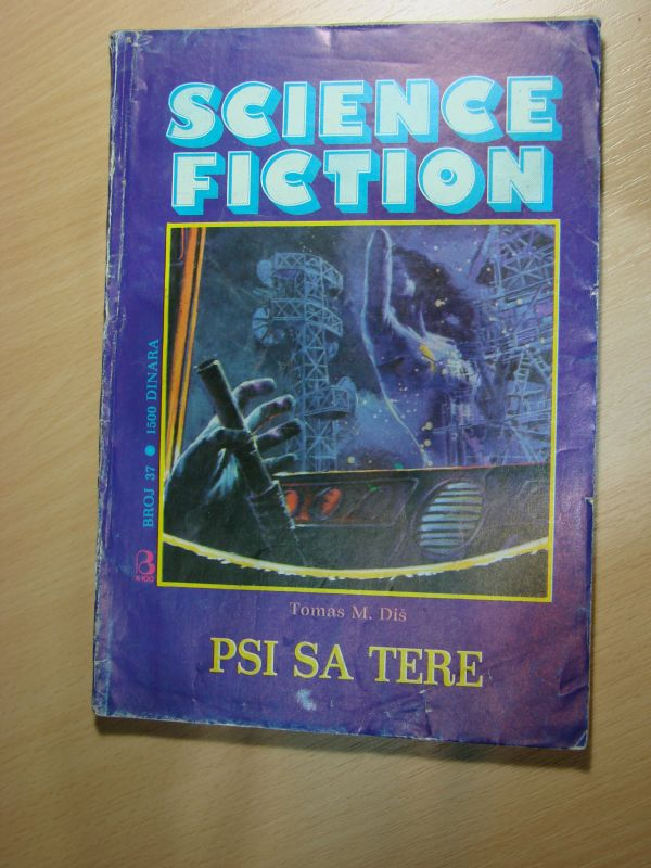Science Fiction #37 *****SF&F*****
