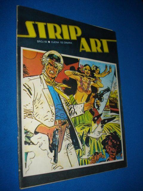 STRIP ART br. 69