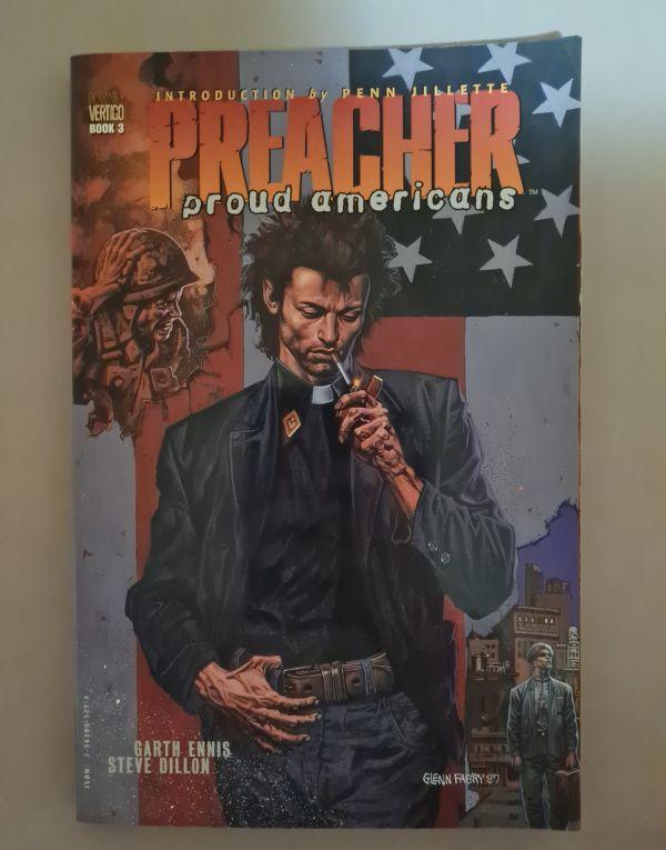 Preacher: Proud Americans(5)