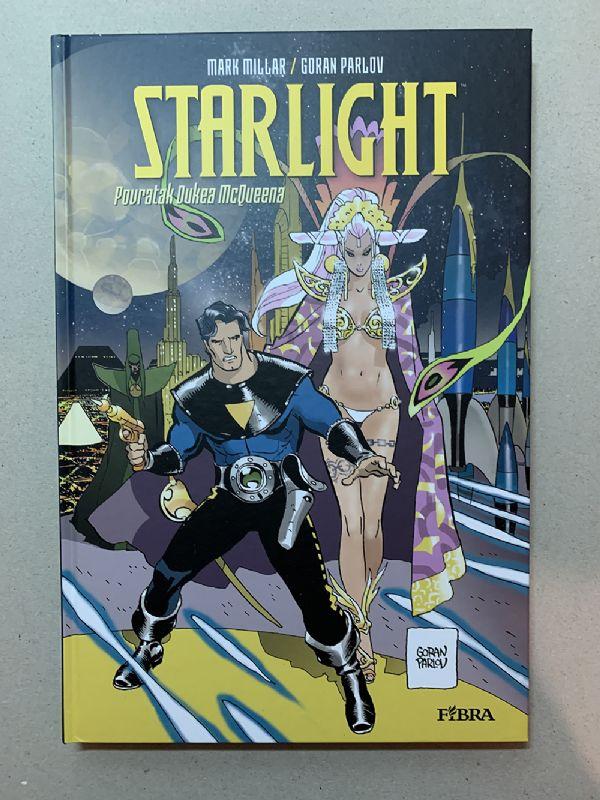 Kolorka specijal 15: Starlight (Fibra)