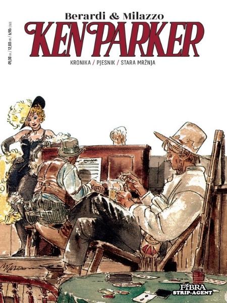 KEN PARKER br. 13 - Fibra / Strip agent