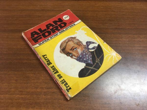 Alan Ford ssb 6