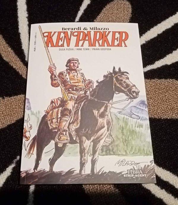 Ken Parker 1 (Strip Agent)