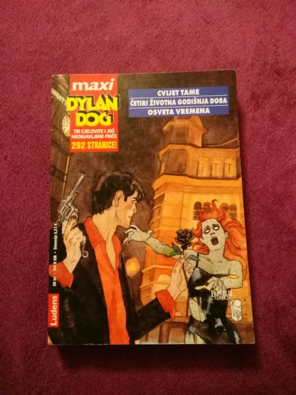 Dylan Dog Ludens Maxi br. 2
