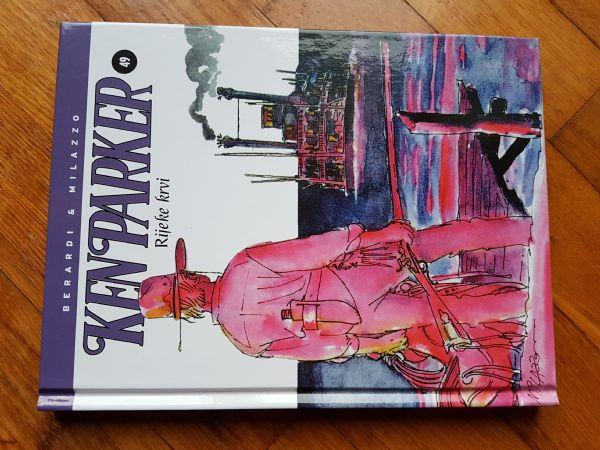 Ken Parker 49 - Rijeke krvi (Fibra)