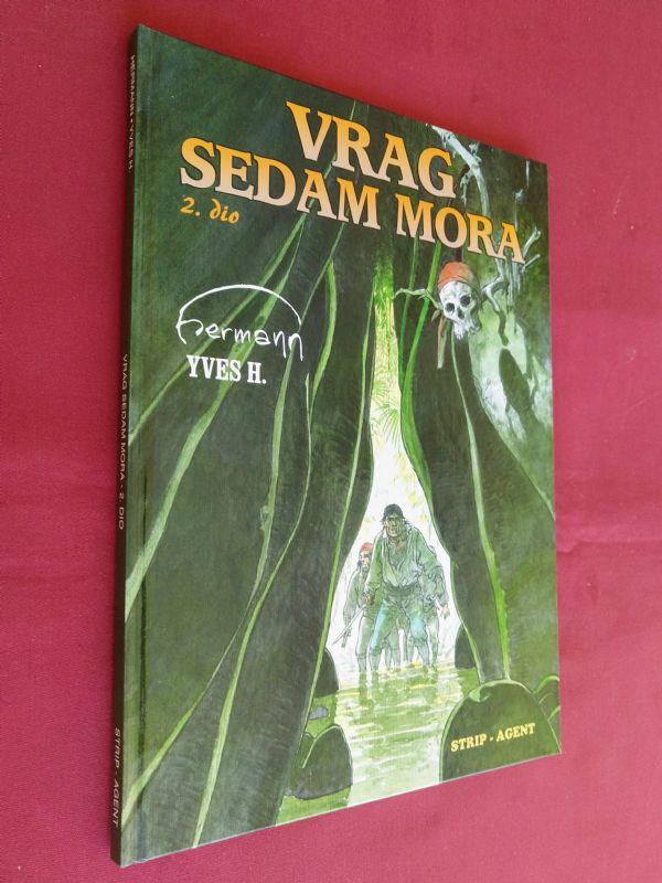 VRAG SEDAM MORA (SA)(HC)  knjiga broj  2  (-5/5)