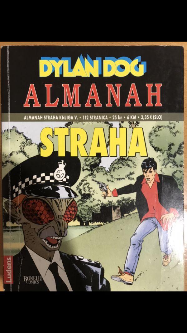 Dylan Dog Almanah straha br.5