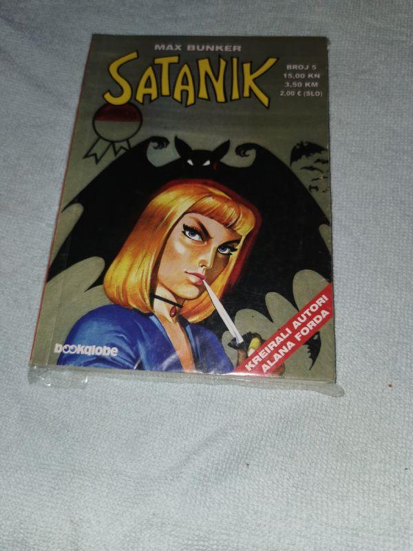 Satanik br 5