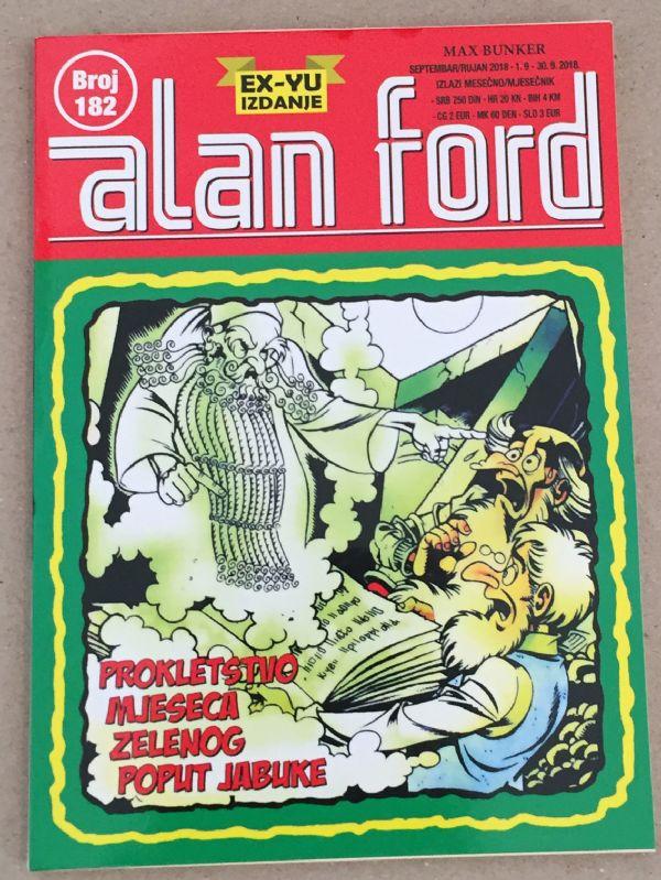 Alan Ford 182