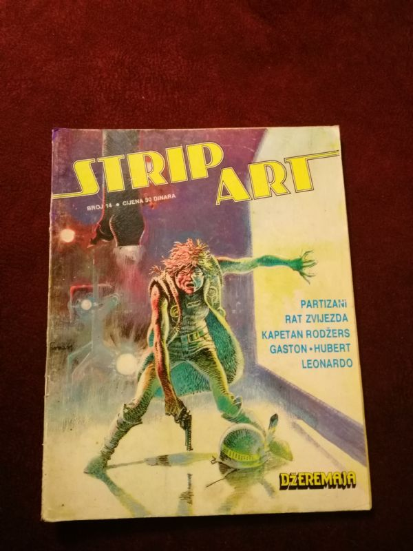Strip Art br. 14