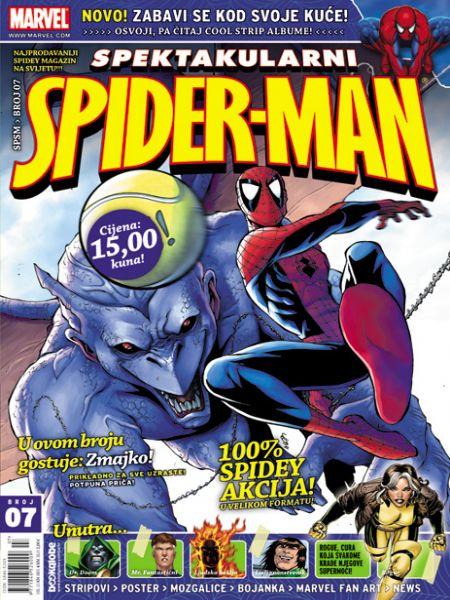 SPEKTAKULARNI Spider-Man br.07