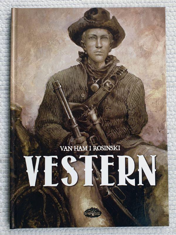 Vestern HC, Rosinski & Van Ham - Darkwood (rasprodano)
