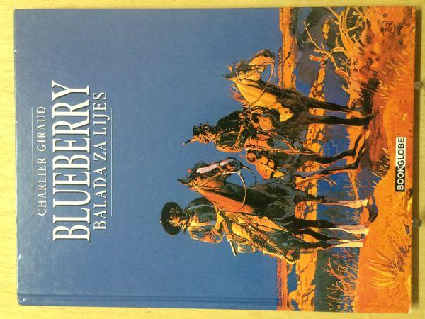 BLUEBERRY -.- BALADA ZA LIJES