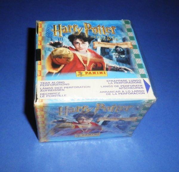 Harry Potter puna kutija sa sličicama