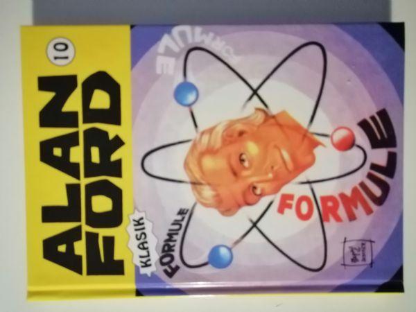 Alan Ford klasik 10 - Formule (Strip agent) - Tvrde korice