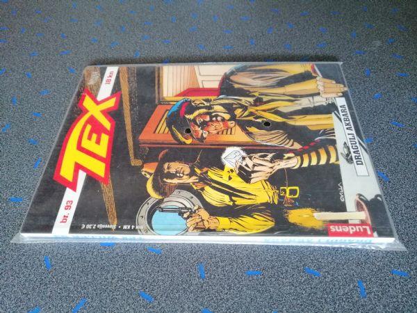 Tex 93 - Dragulj Akbara (Ludens)