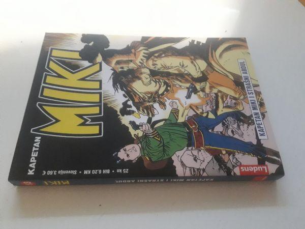 Miki 13 - Kapetan Miki i strašni Abdul (Ludens)
