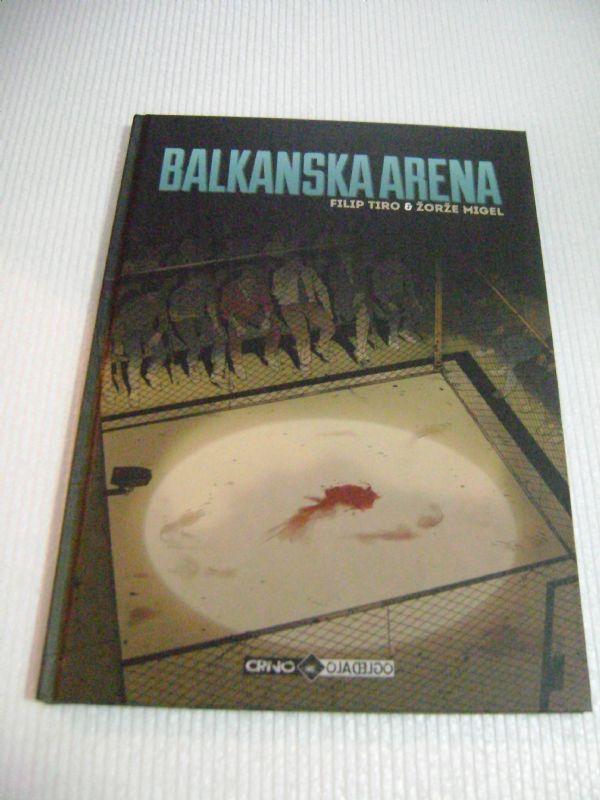 BALKANSKA ARENA  - GOLCONDA