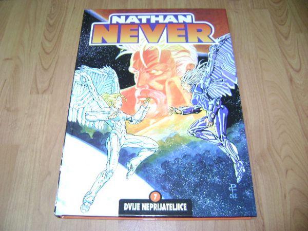NATHAN NEVER Gigant # 07 Dvije neprijateljice