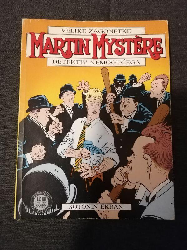 Martin Mystere (SD) broj 1